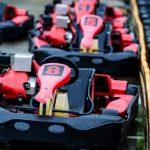 voitures de karting